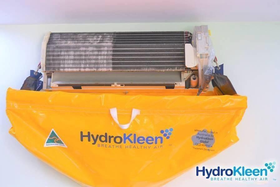 Απόλυτος Καθαρισμός, Απολύμανση και Συντήρηση κλιματιστικών από την HydroKleen